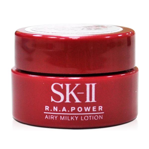 SK-II R.N.A.超肌能緊緻活膚霜(輕盈版) 2.5g(期限至2022/06) 【橘子水美妝】