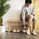 換鞋凳家用門廳實木矮凳子簡約可置物凳子鞋子收納凳66273 MKS薇薇
