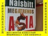 二手書博民逛書店Megatrends罕見Asia 精裝帶書衣Y85718 Joh