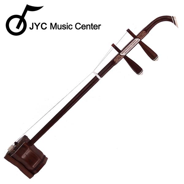 JYC Music 精選SU-017TB骨雕黑酸枝二胡-附盒/弓/松香/套弦