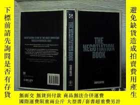 二手書博民逛書店The罕見Negotiation Book 談判書 .Y2030