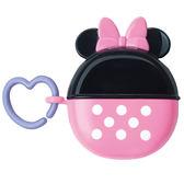 日本 迪士尼 Disney 米妮圓形零食收納盒
