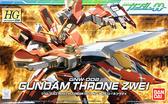 鋼彈模型 HG 1/144 THRONE ZWEI 座天使二型 2號機 機動戰士00 TOYeGO 玩具e哥