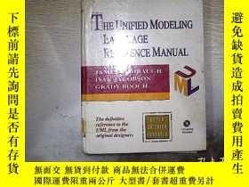 二手書博民逛書店The罕見Unified Modeling Language R