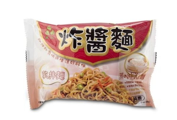 【里仁】炸醬乾拌麵90g/包