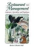 二手書博民逛書店 《Restaurant management : customers, operations, and employees》 R2Y ISBN:0130273643│Mill