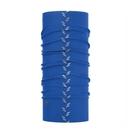 [BUFF] Reflective 反光頭巾 寶石藍素面 (BF113111-715-10)