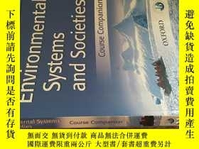 二手書博民逛書店Environmental罕見Systems and Societies Course Companion (Ib