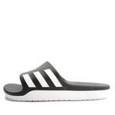 Adidas Aqualette CF [AQ2166] 男 女 拖鞋 涼鞋 黑 白 愛迪達