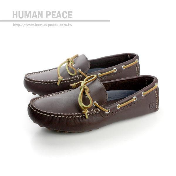 SPERRY 帆船鞋 咖啡色 男鞋 no002