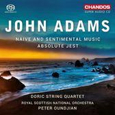 【停看聽音響唱片】【SACD】亞當斯:天真和感傷的音樂,絕對的惡作劇