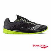 SAUCONY FASTWITCH 8 專業競速鞋款-黑X螢光綠