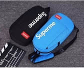 Superme 美國熱銷冠軍 胸包 時尚品牌 潮牌 非 腰包 背包 錢包 方包 LV
