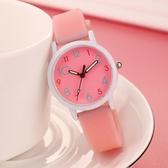 兒童手錶 女學生女孩女孩子小學生電子石英錶指針式考試男女童手錶 快速出貨