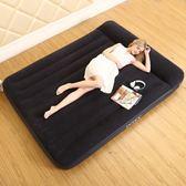 優惠快速出貨-氣墊床充氣床墊雙人家用加大單人折疊床墊加厚戶外便攜床RM