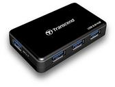 創見 極速 USB 3.0 四埠集線器(TS -HUB3K)
