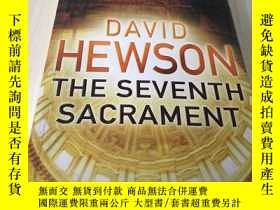 二手書博民逛書店THE罕見SEVENTH SACRAMENTY218789 出版