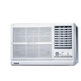 聲寶變頻右吹窗型冷氣8坪AW-PC50D
