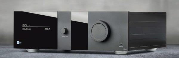 High End 等級現代工業設計 ~ 丹麥 Lyngdorf Audio MP-50 家庭劇院多聲道環繞處理器