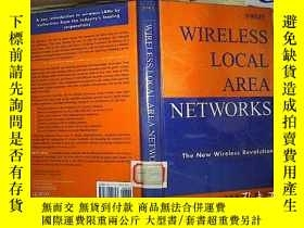 二手書博民逛書店WIRELESS罕見LOCAL AREA NETWOEKS(93