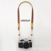 攝途牛仔窄款相機背帶減壓微單相機肩帶拍立得相機帶復古單反背帶 宜品居家