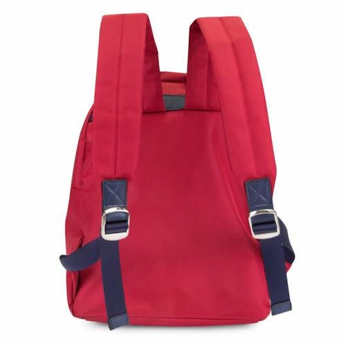 NAUTICA 女Armanda輕質防水提手背包(紅)