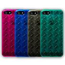 【more.台灣總代理】more.Handwoven Ultra Clear 手織紋水晶iphone5保護套 手機殼 保護殼 背蓋 背殼