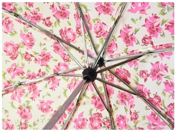 【花布三折傘】攜帶方便遮陽傘 花色摺疊傘 晴雨傘 兩用雨傘 折疊傘