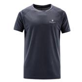 速干t恤男女戶外運動男士短袖圓領加大碼透氣吸汗健身體恤速干衣yoki