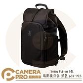 ◎相機專家◎ Tenba Fulton 14L 攝影後背包 黑色 復古風 雙肩包 帆布包 相機包 637-723 公司貨