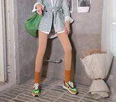 拼接光腿堆堆襪連褲襪女神器打底絲襪春秋/加絨加厚款8283# ZLE228依佳衣