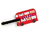Sanrio 大耳狗喜拿冬季郊遊系列矽膠材質車票套funbox_393568
