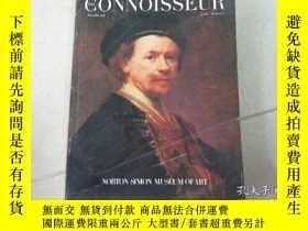 二手書博民逛書店罕見CONNOISSEURY20470 permission f