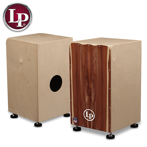 LP-1446 FLAMENCO EXOTIC CEDAR WIRE木箱鼓-美國製