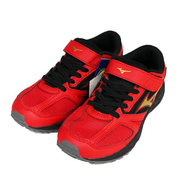 (AZ) MIZUNO 美津濃 童鞋SPEED STUDS BELT 慢跑 運動鞋 K1GC194062紅 [陽光樂活]