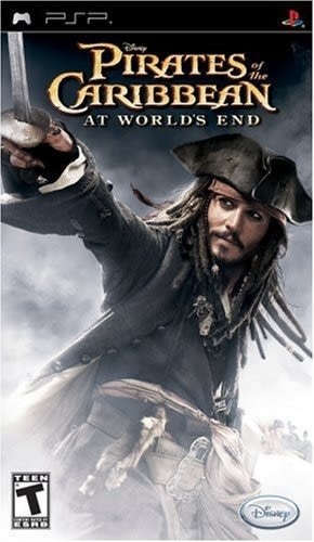 PSP Pirates of the Caribbean: At World s End 神鬼奇航3:世界的盡頭(美版代購)