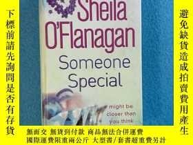 二手書博民逛書店Someone罕見Special《 (精裝有護封)Y261601 Sheila OFlanagan Headl