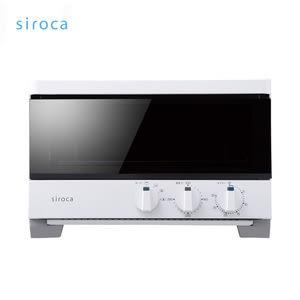 siroca 石墨0.2秒瞬間發熱烤箱-白色 ST-G1110-W