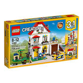 樂高積木 LEGO《 LT31069 》創意大師 Creator 系列 - 家庭別墅╭★ JOYBUS玩具百貨