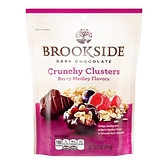 BROOKSIDE綜合野莓脆米黑巧克力141g