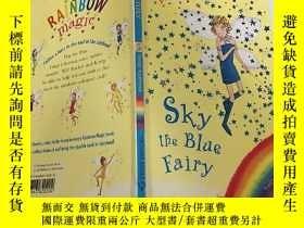 二手書博民逛書店Sky罕見the Blue Fairy:藍.天仙女Y200392