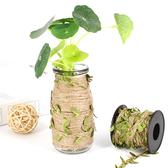 【BlueCat】DIY仿真藤蔓樹葉麻繩材料 佈置