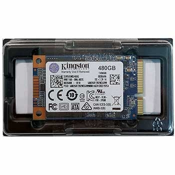 全新Kingston 金士頓 UV500 480GB mSATA SSD ( SUV500MS/480G )