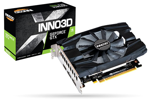 Inno3D 映眾 GEFORCE GTX 1650 COMPACT 顯示卡