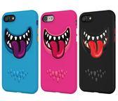 【東西商店】SwitchEasy Monster iPhone7 Plus 3D笑臉怪獸保護殼