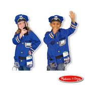 美國 Melissa & Doug 警察服遊戲組 角色扮演