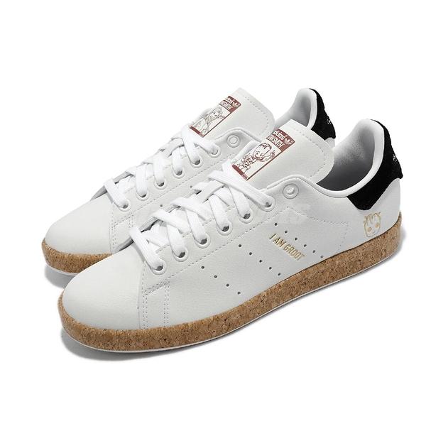 adidas 休閒鞋 Stan Smith W 星際異攻隊 樹人 女鞋 聯名款 愛迪達 【ACS】 GZ5989