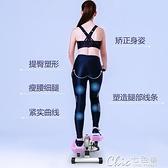 現貨 踏步機 雷克多功能原地健身踏步機家用女小型慢跑靜音瘦肚子瘦腿器材 【全館免運】