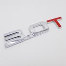 3.0T V6 改裝車標 金屬 車貼 汽車貼紙 後車貼 沂軒精品 A0603