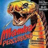 【停看聽音響唱片】【CD】Mamba Percussions 驚異敲擊1 ( 蛇頭 )